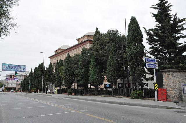 Здание музея Рахми Коча