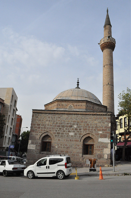 Мечеть Сакалар, Анкара