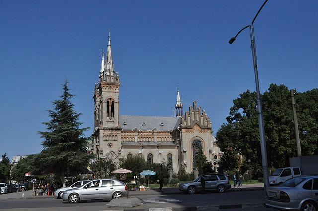 Кафедральный Собор Рождества Пресвятой Богородицы в Батуми