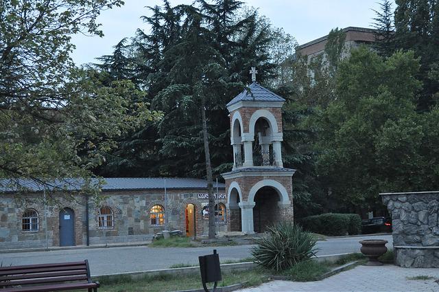 Церковь св. Георгия, Тбилиси