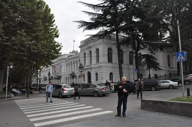 Дворец Молодежи «Воронцовский дворец», Тбилиси