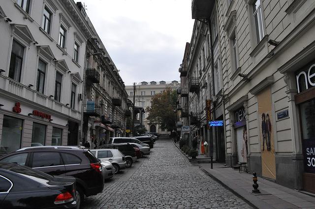 Ул. М. Лагидзе, Тбилиси