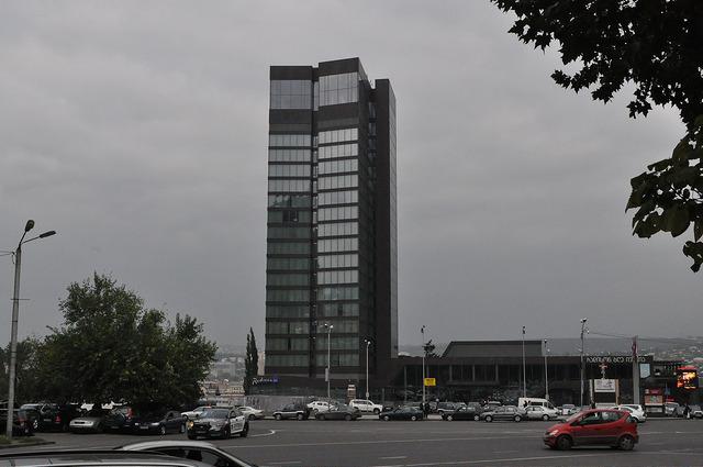 Отель Рэдиссон Блу Ивериа, Тбилиси