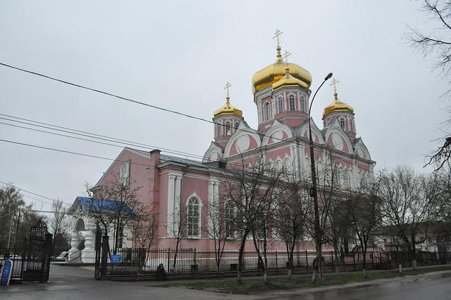 Храм Смоленской иконы Божьей Матери (Орёл)