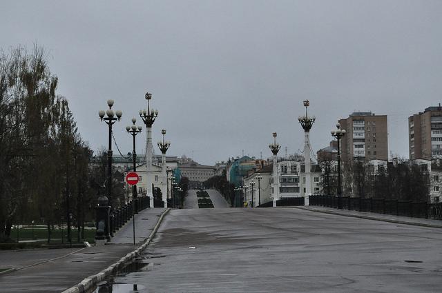 Ленинский (Александровский) мост (Орёл)