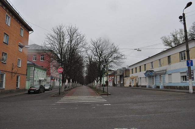 Ул. Ленина, Ливны