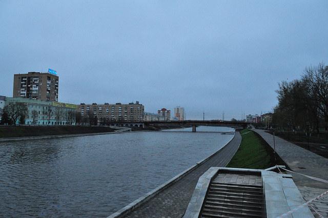 Красный мост через Оку, Орёл