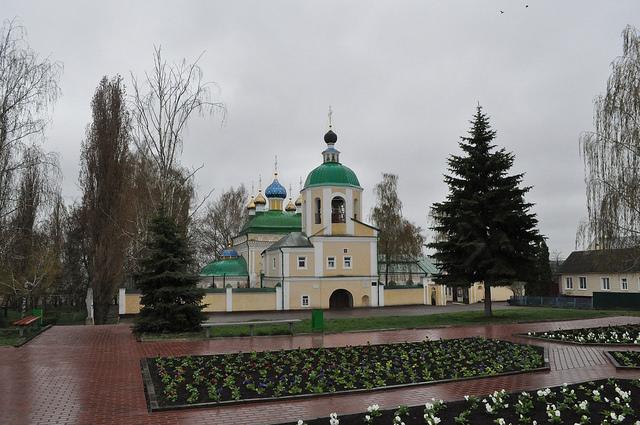 Церковь Тихвинской иконы Божией Матери (Ливны)