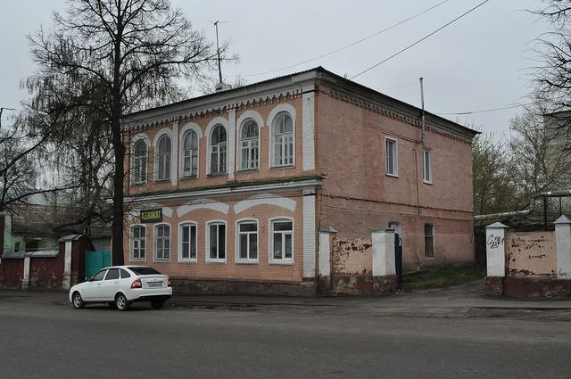 Дом на ул. Капитана Филиппова, Ливны