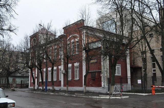 Детская областная клиническая больница имени Зинаиды Круглой (Орёл)