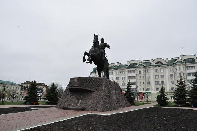 Памятник генералу А. П. Ермолову (Орёл)