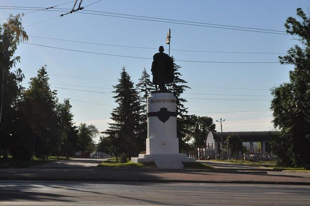 Памятник Александру Невскому, Курск