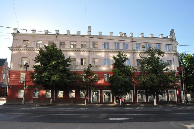 Улица Ленина, 19, Курск