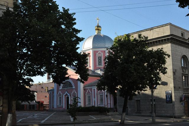 Церковь Воскресения Христова, Курск