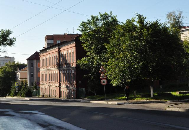 Школа №5 в Курске