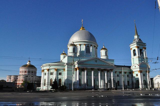 Собор Иконы Божией Матери Знамение, Курск