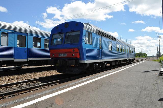 АЧ2-072 на ст. Арбузово