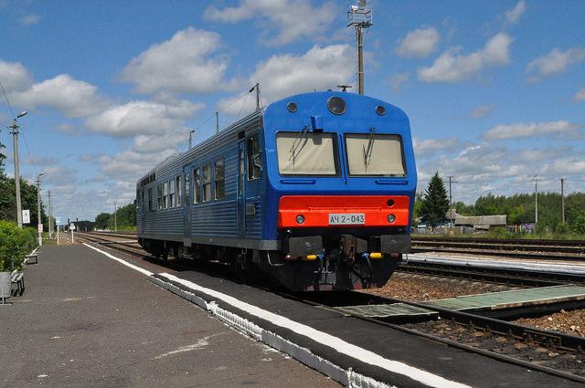 АЧ2-043 на ст. Арбузово