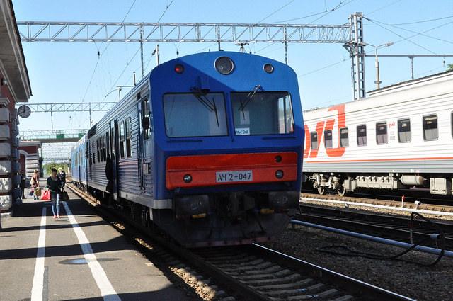 АЧ2-047 на ст. Курск