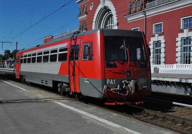 РА1-054 на ст. Курск