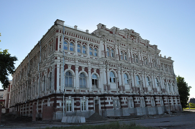 Дом офицеров, Курск
