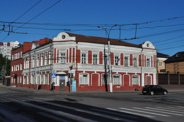 Консультативно-диагностическая поликлиника, Курск