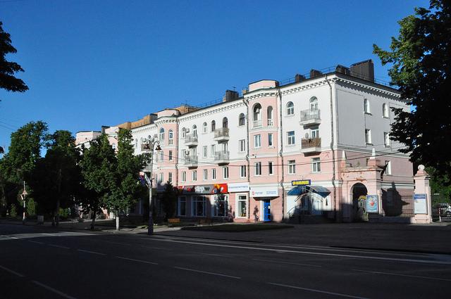 Улица Ленина в Курске