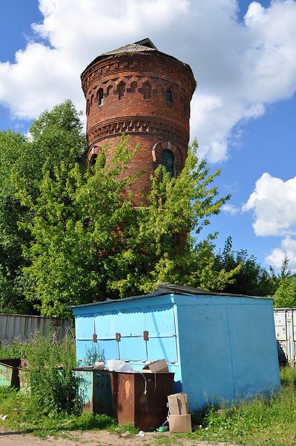Водонапорная башня (Арсеньево)