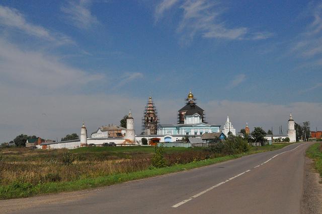 Свято-Бобренев мужской монастырь Рождества Пресвятой Богородицы (Старое Бобренево)