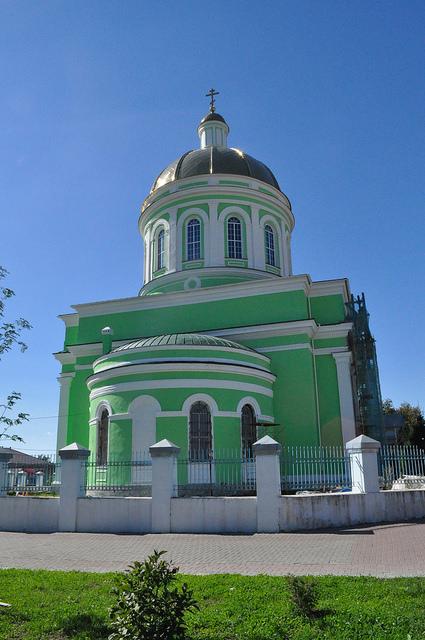 Церковь Троицы Живоначальной (Озёры)