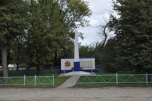 Мемориал воинам, павшим в годы Великой Отечественной войны (Черепеть)
