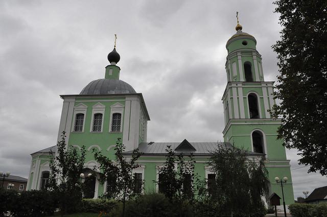 Церковь Сошествия Святого Духа в Козельске