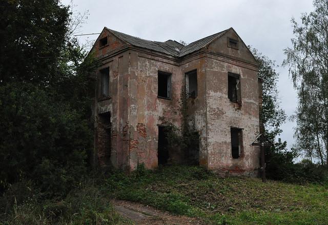Церковь Илии Пророка в Жуково