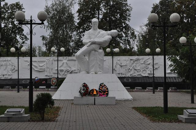 Мемориал в Козельске