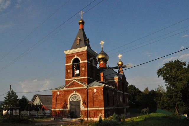 Церковь Феодора Стратилата (Большое Колычёво)