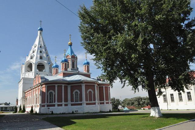 Церковь Тихвинской иконы Божией Матери (Коломна)