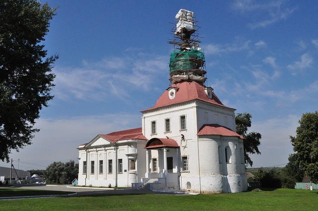 Храм Воскресения Словущего, что в Крепости (Коломна)