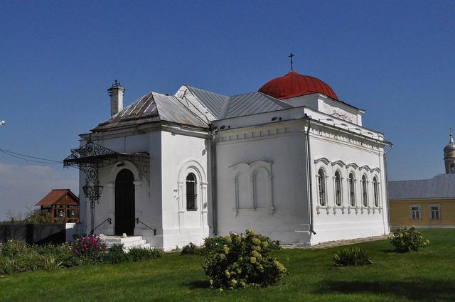 Церковь Николы Гостиного (Коломна)