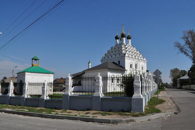 Церковь Воскресения на Посаде (Николы Посадского) (Коломна)