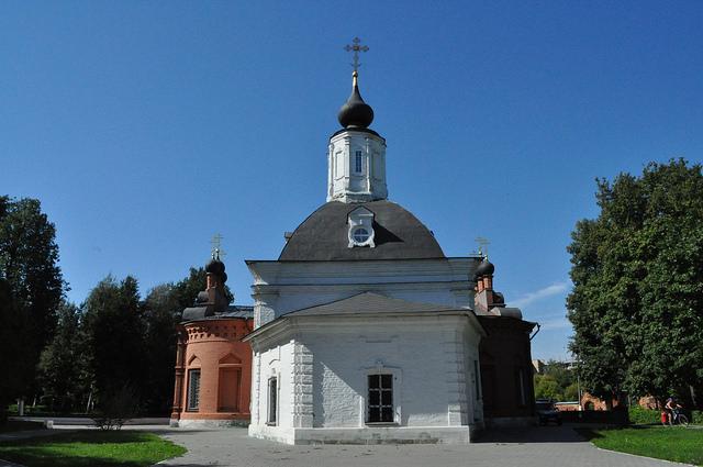 Храм Петра и Павла в Коломне
