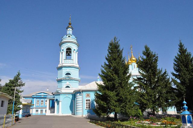 Храм Богоявления Господня в Гончарах (Коломна)