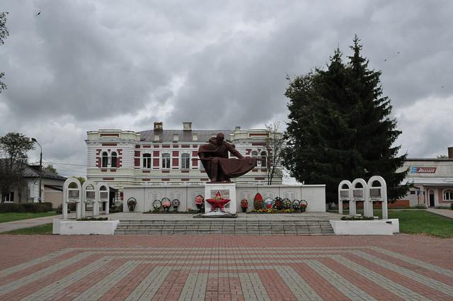 Монумент Героям Великой Отечественной войны (Перемышль)