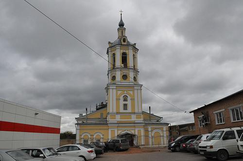 Церковь Николая Чудотворца в Козельске