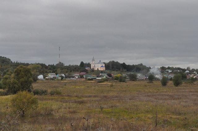 Церковь Николая Чудотворца в Березичах