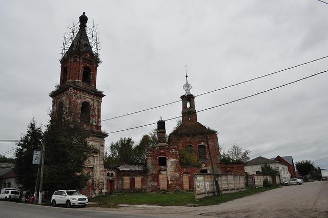 Церковь Покрова Пресвятой Богородицы в Белёве