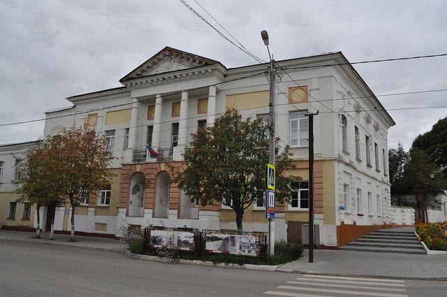 Музыкальная школа в Одоеве
