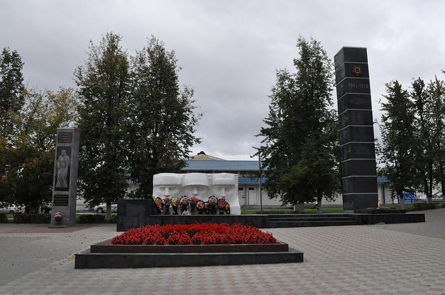 Памятник суворовцам, погибшим в локальных войнах и военных конфликтах, памятник павшим воинам