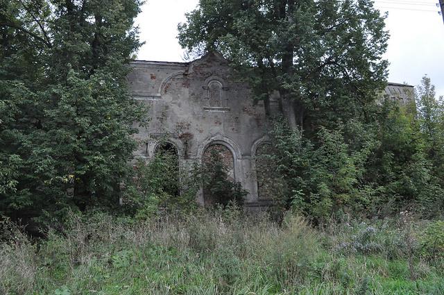 Церковь Иконы Божией Матери Казанская в Сухиничах