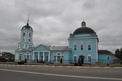 Собор Иконы Божией Матери Смоленская, Сухиничи