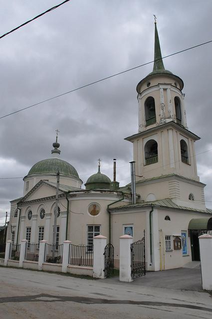 Церковь Благовещения Пресвятой Богородицы в Козельске